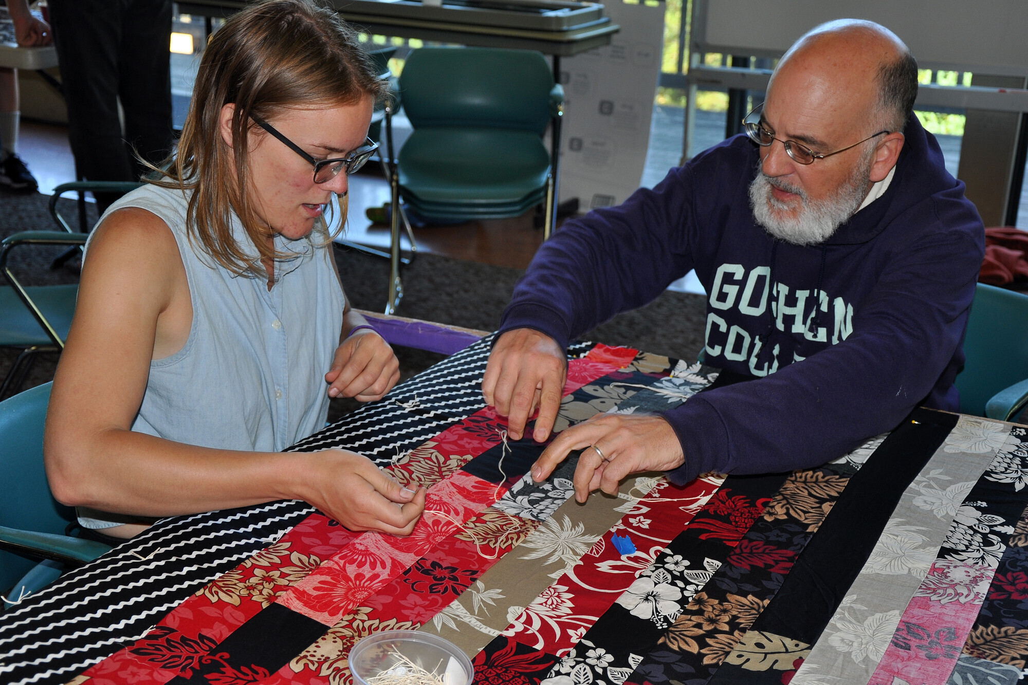 60 Comforters For 60 Years Mennonite Central Committee Canada