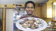Michael Antonio Quezada Somarriba, a participant in MCC's International Volunteer Exchange Program (IVEP) program, shares how to make chocolate truffles from Extending the Table. 3:46