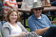 Click to view photos. - Hundreds of people came together for food and fellowship on August 17, 2014 at the annual Kanadiertreffen, a Low German gathering in Winkler, Manitoba.
