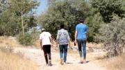 VIDEO: Amal Nassar talks about the land struggles she and her family face in the West Bank. 3:17