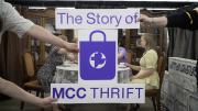 This is the story of how MCC Thrift shops came to be. 2:05