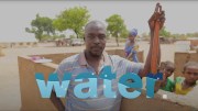 MCC and Catholic Relief Services support communities in Chad through water, sanitation and hygiene programs, including the installation of community water pumps. 1:18