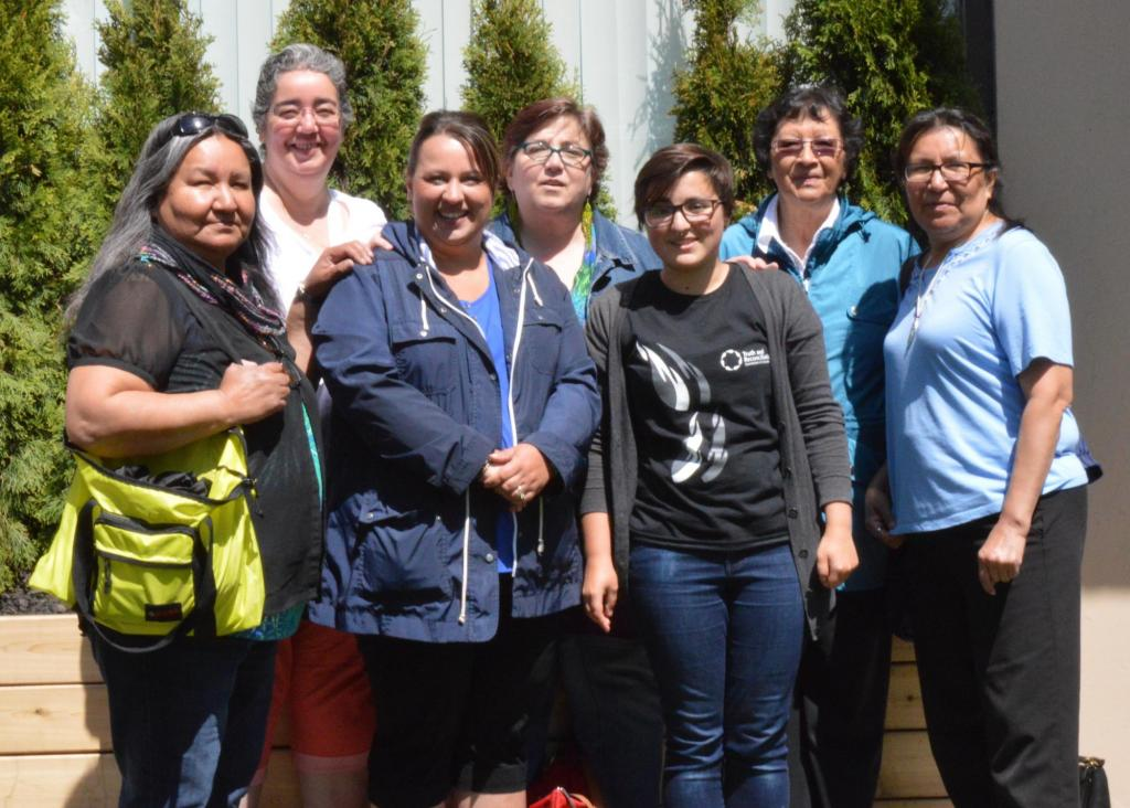 """<span class=""""photo-caption""""><span>Truth &amp; Reconciliation Commission closing events - May 31 to June 3, 2015</span></span><span class=""""photo-credit"""">MCC Photo/Naomi Gross</span>"""