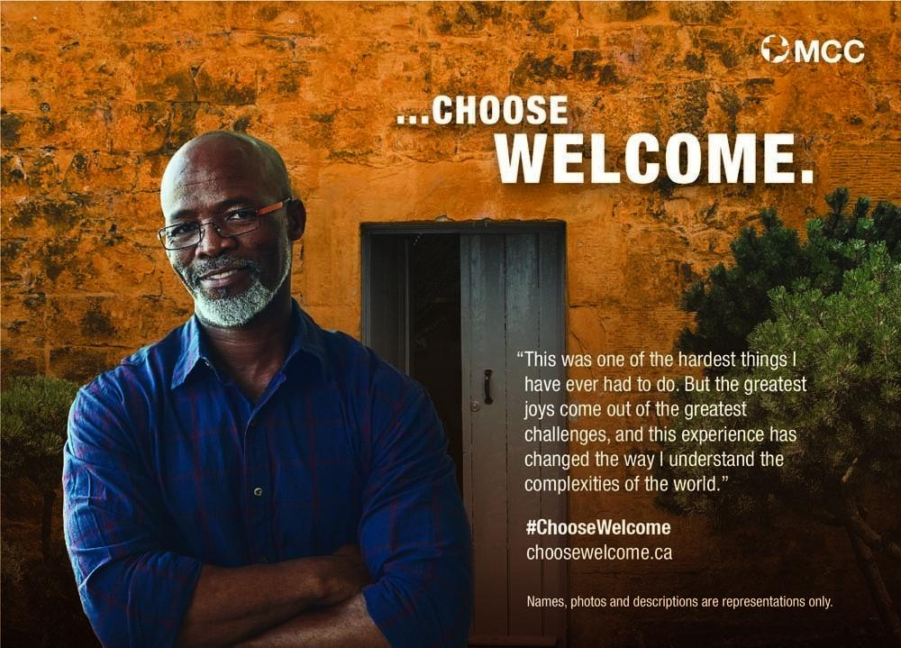 "<span class=""photo-caption"">#ChooseWelcome</span><span class=""photo-credit"">MCC Photo</span>"