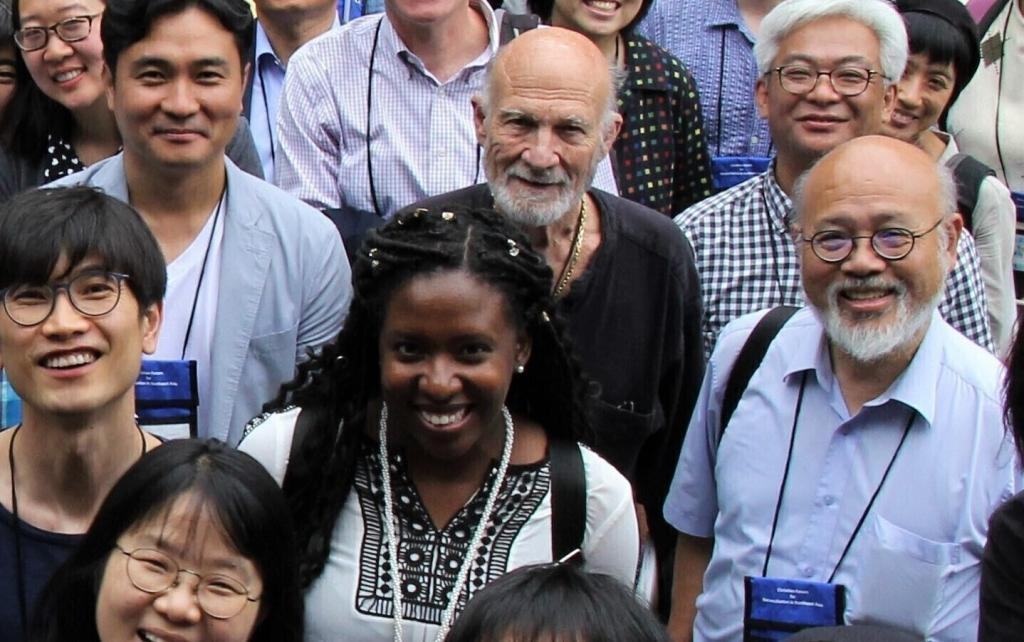 """<span class=""""photo-caption""""><a href=""""https://mcccanada.ca/stories/interview-stanley-hauerwas"""">Interview with Stanley Hauerwas:</a> The pandemic, the United Nations, and the renewal of the Church</span><span class=""""photo-credit"""">MCC Photo/Jennifer Deibert</span>"""