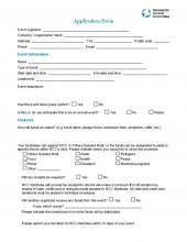 Fundraiser registration form (PDF 126.63KB)
