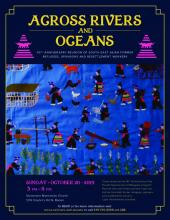 Across Rivers and Oceans poster