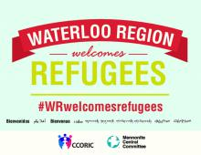 Waterloo Region Welcomes Refugees Poster - PDF