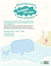 Summer Splash Flyer