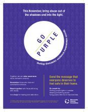 Go Purple poster 2016 (PDF 713KB)