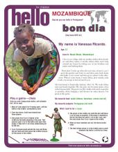 Hello Mozambique, from the Spring 2015 issue of A Common Place