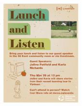Stories from Vietnam: A Lunch and Listen event