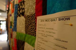 2014 MCC Quilt Show Raffle Winners