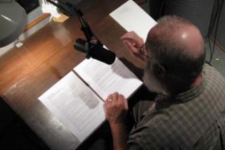 Robb in studio