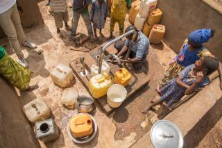 New pumps bring fresh water for COVID-19 prevention in Chad