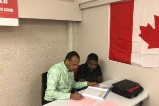 Hope and Care Canada Tutoring and Mentoring Centre