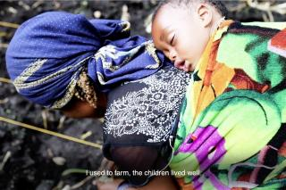 Caring for uprooted people   DR Congo   Video