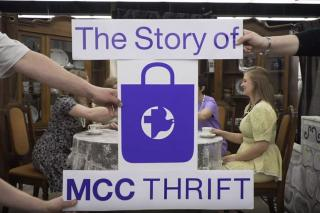 The origins of MCC Thrift shops