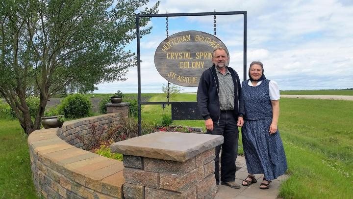hutterites help grow hope mennonite central committee canada