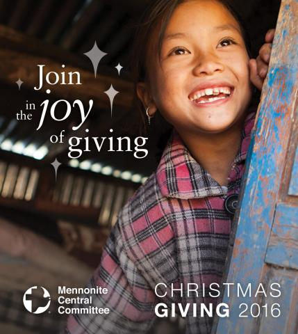 Christmas giving booklet