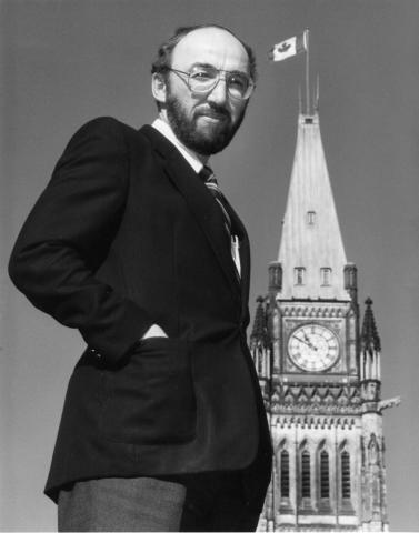 Bill Janzen served as the director of the Ottawa Office from 1975 until 2008, with two short breaks in the 1990s.