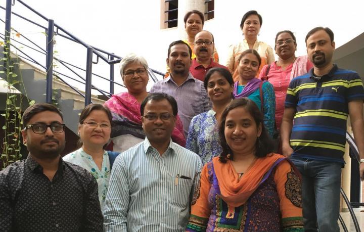 MCC India Staff