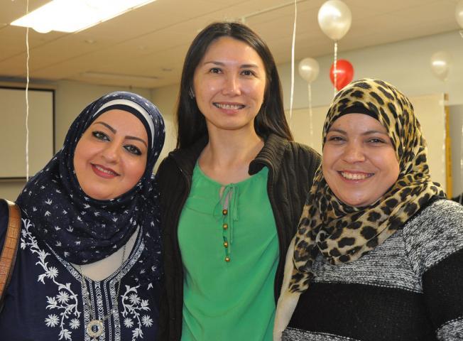 The Journey of Refugee Sponsorship: Nhung Tran-Davies