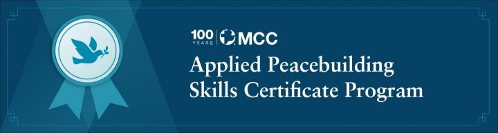 Applied Peacebuilding Skills Certificate Program