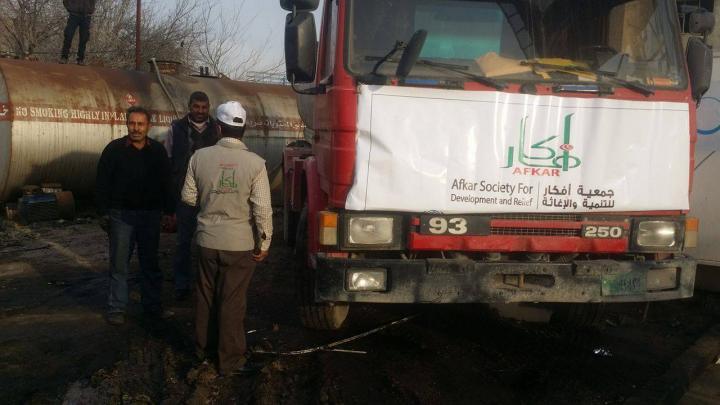 Secours et développement de la Société Afkar