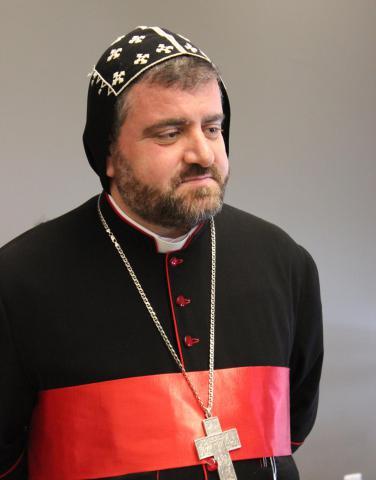 Bishop Selwanos